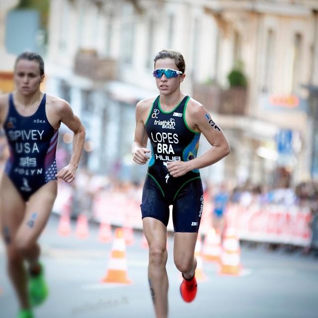 Vittoria Lopes triatlo Brasil