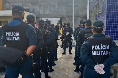 Imagem da Polícia Militar do Pará
