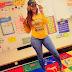 She's a 4th grade teacher but has the body of a stripper (PHOTOS)