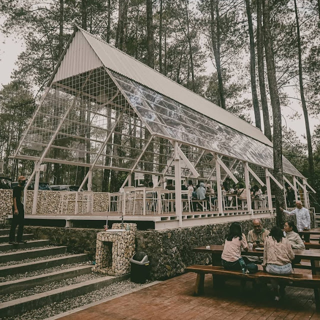 Warung Kopi Gunung Cikole Lembang Harga Menu, Daya Tarik dan Lokasi