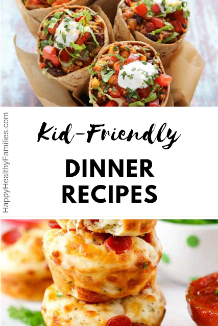 healthy easy kids summer dinner ideas