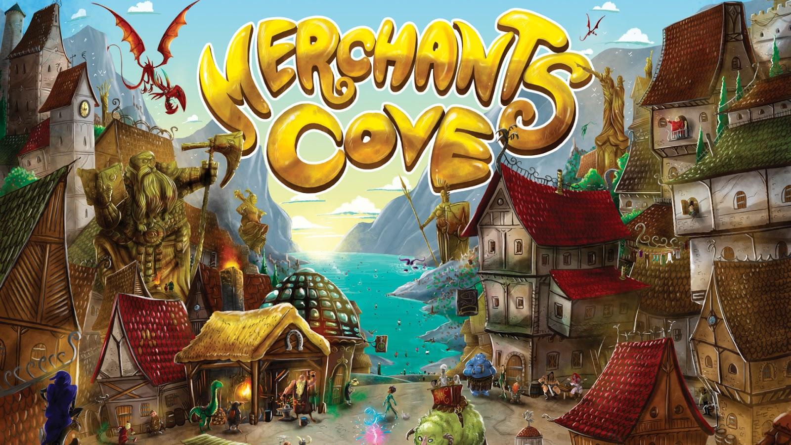 Kickstarter Highlights - Merchants Cove