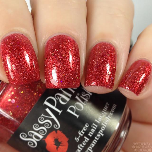 Sassy Pants Polish-Red Carpet Ready