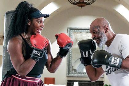 Mike Tyson Ditantang 15 Miliar Untuk Tanding Di Australia