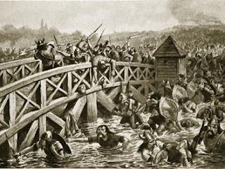 La batalla de Stamford Bridge