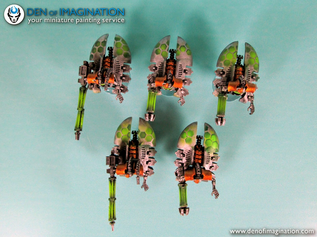 Blog Metallic Necrons #1