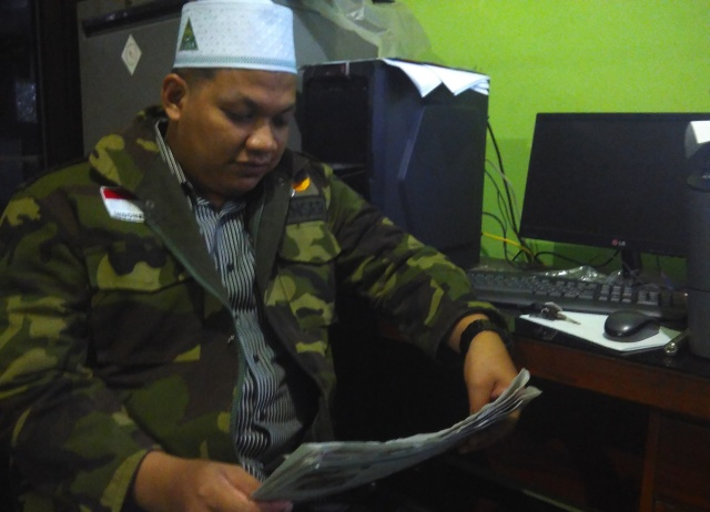 GP Ansor Ancam Koran Harian Bansa jika Tidak Minta Maaf atas Berita Fitnahnya