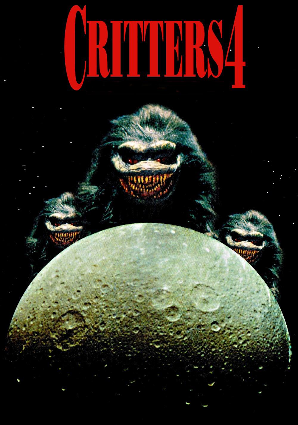 Critters 4 [1992] [DVDR] [NTSC] [Latino]