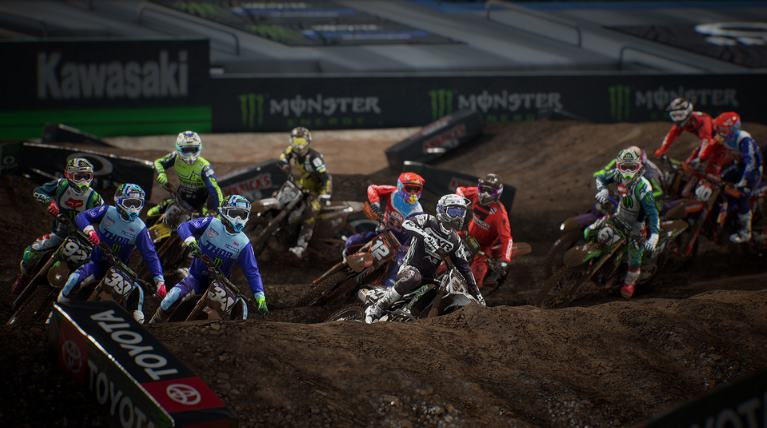 Monster Energy Supercross 3 PC Full Español