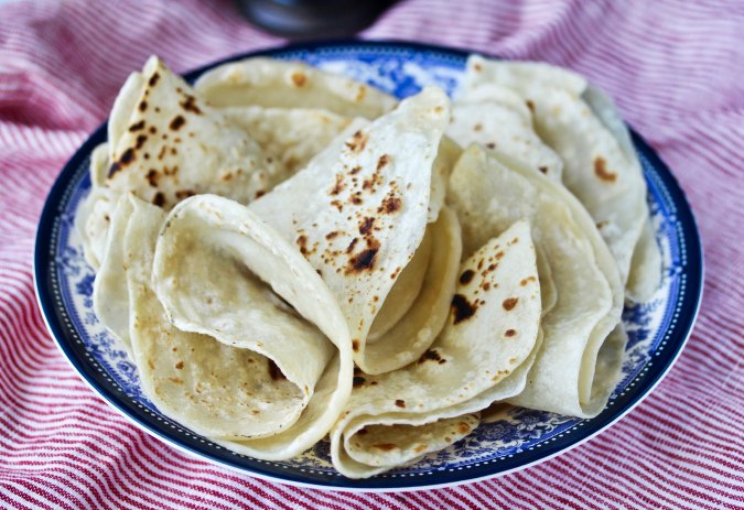 Mandarin Pancakes