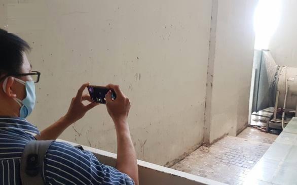 Công an TP HCM phong tỏa hiện trường nơi tiến sĩ Bùi Quang Tín rơi lầu