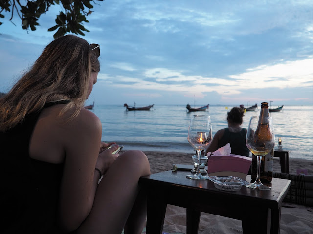 Grand Beach Restaurant Koh Tao