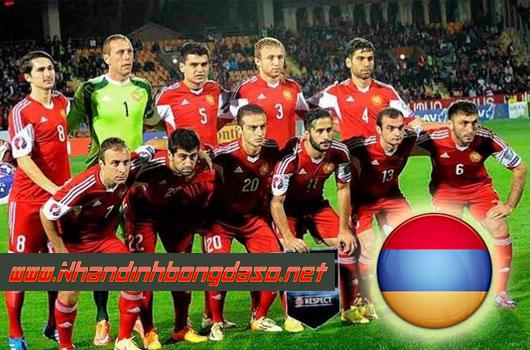 Kèo bóng đá Romania vs Armenia www.nhandinhbongdaso.net