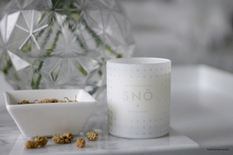 Skandinavisk kynttilä