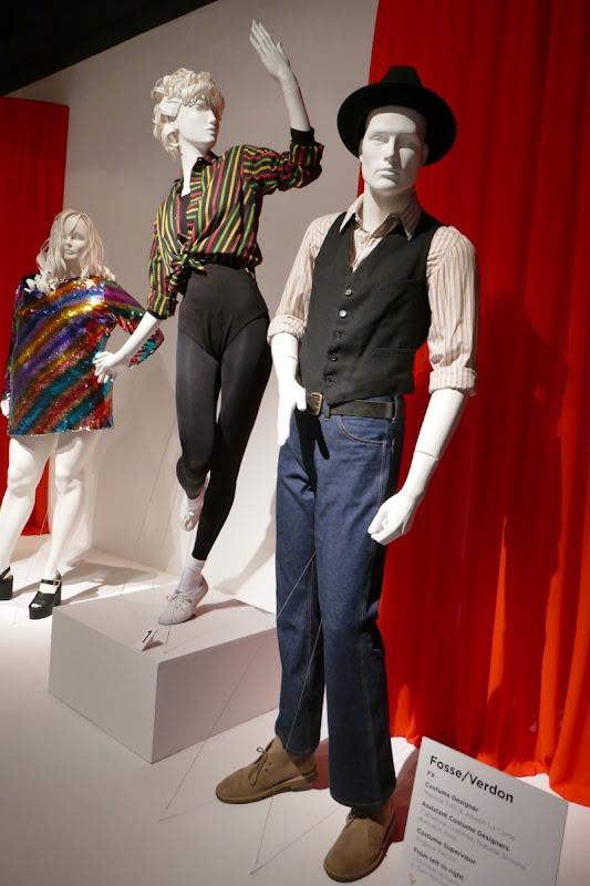 Fosse Verdon TV costumes