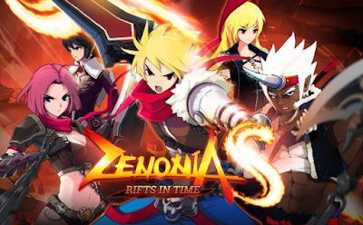 Download ZENONIA S: Rifts In Time v2.4.0 Apk