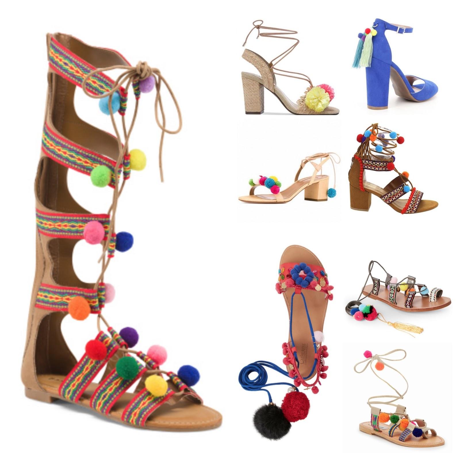 15 Pom Pom Sandal Options Under 100 Tfdiaries By Megan