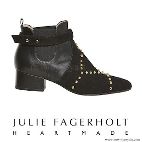 Princess Mary wore HEARTMADE Julie Fagerholt boots