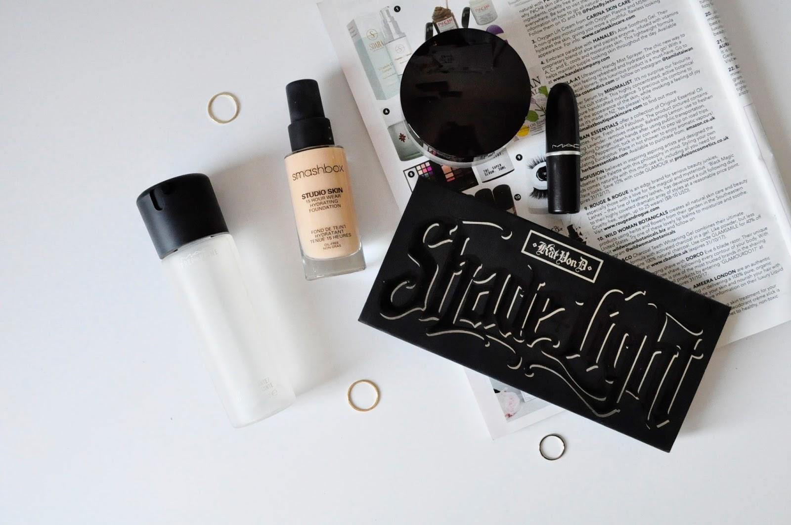 5 kosmetyków wartych swojej ceny | MAC  Kat von D  Laura Mercier Smashbox