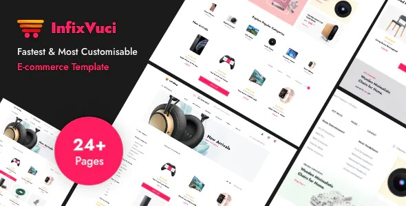 Best eCommerce HTML5 Template