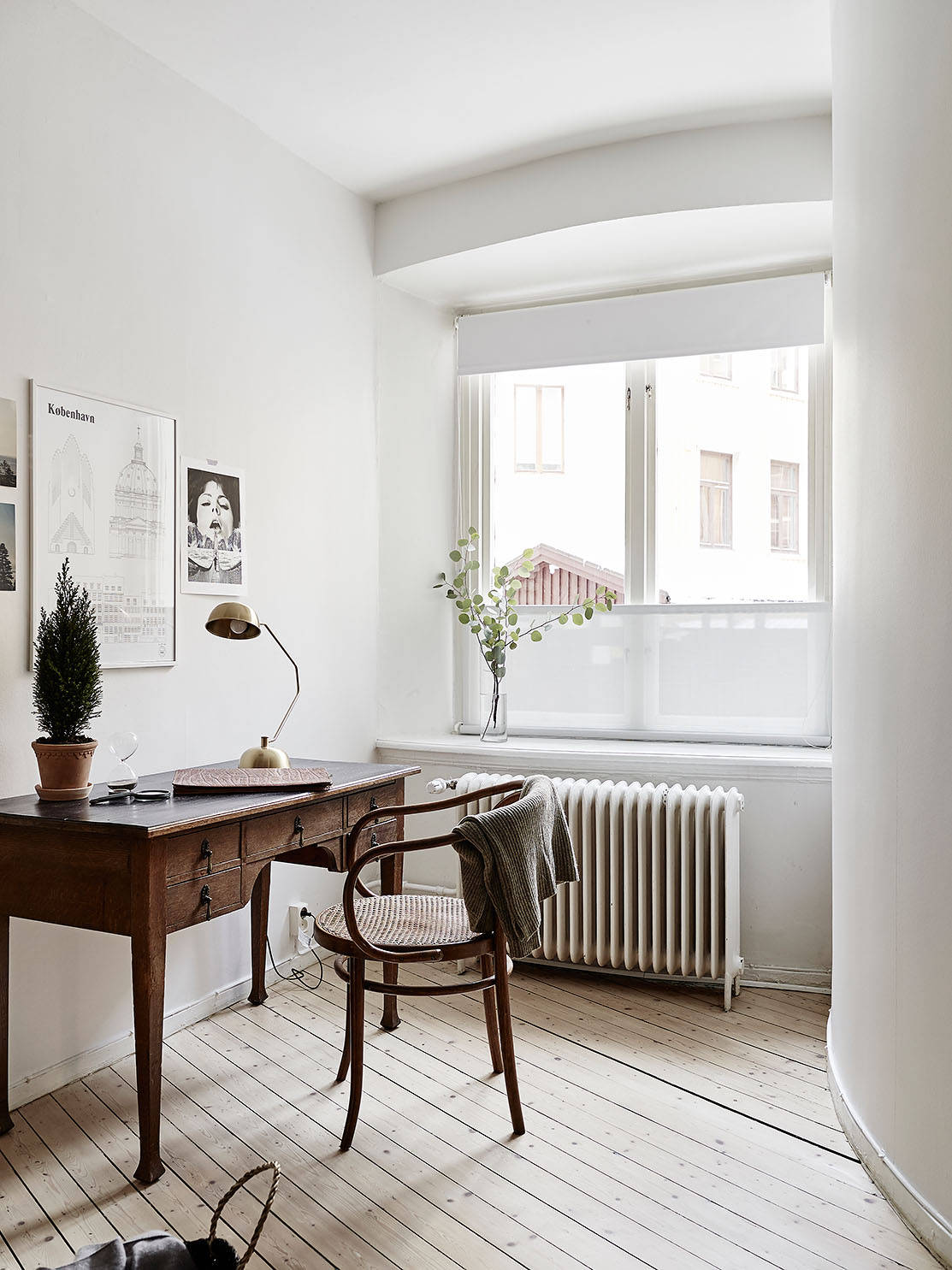 Mieszkanie, Które Czeka Na Wiosnę I Minimum W Salonie