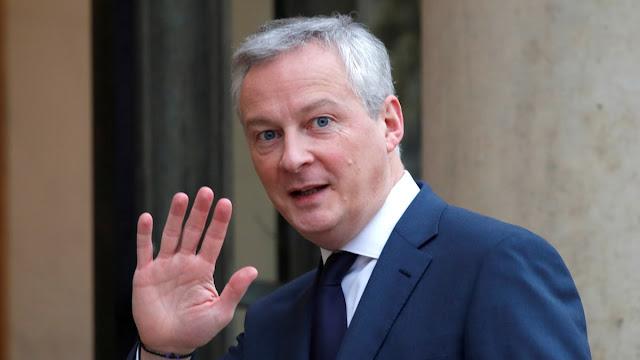 فرنسا تحث الولايات المتحدة على التريث بشأن الضرائب الرقمية