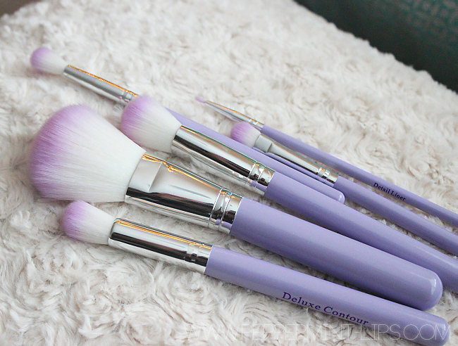Crown Brush HD Set with Mirror and Tweezers Review
