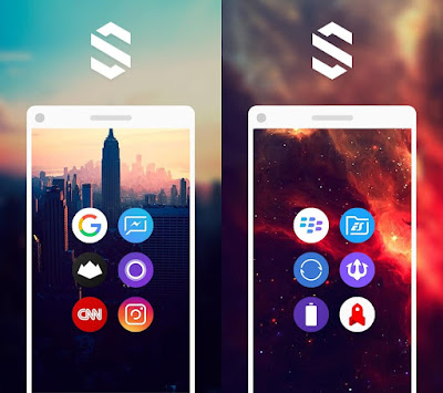 S8 pixel icon pack apk free download