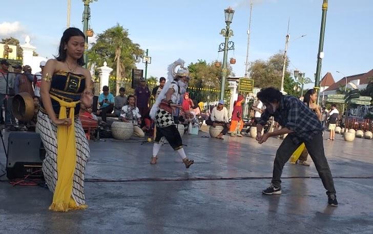 Aksi Damai Untuk Kawal Pelantikan Jokowi-Maruf Lancar
