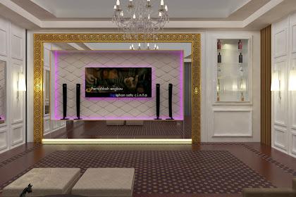 Bangun dan Renovasi Rumah, Ruang Karaoke Pribadi