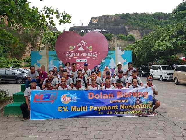 Dolang Bareng Master Dealer Market Pulsa CV. Market Chip Multiguna di Bali