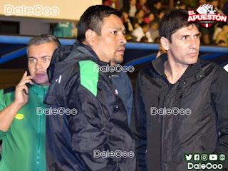 """Jose Acouri y Carlos """"Negro"""" Duran desmienten renuncias dentro del Directorio de Oriente Petrolero - DaleOoo"""