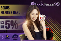 RAJAPOKER99 Situs Poker Online IDN Terbesar Di Indonesia