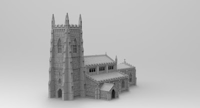 STRETCH GOAL £6500 LOCKED CHURCH picture 2