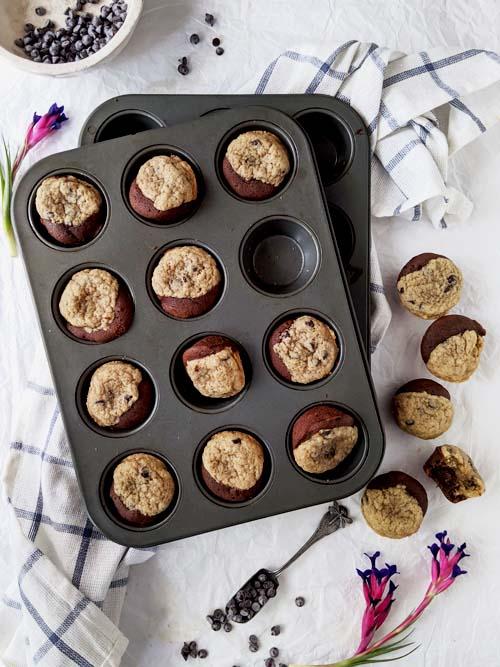 el dulce perfecto: brownie y cookie