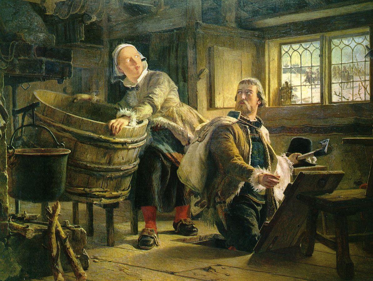 Gustav vasa dejting