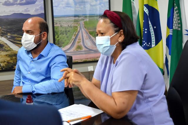 Fatima Bezerra decreta toque de recolher em todo o Estado do RN