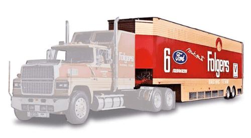 remolque ford ltl 9000 1:43, camiones 1:43, camiones americanos 1:43, coleccion camiones americanos 1:43, camiones americanos 1:43 altaya españa
