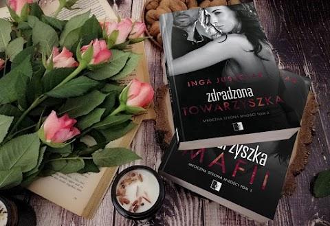 """Inga Juszczak """"Zdradzona towarzyszka"""" - ZAPOWIEDŹ"""