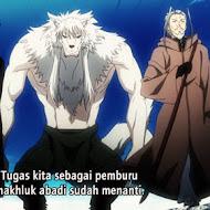 UQ Holder!: Mahou Sensei Negima! 2 Episode 04 Subtitle Indonesia