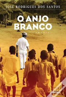 Capa do livro O anjo Branco de José Rodrigues dos Santos, wook