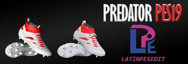 Predator PES 2019 Boots PES 2017