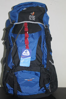 Beg Deuter TRANSALPINE 70 + 10