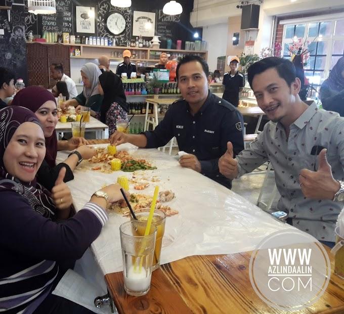 BERSAMA JALAN-JALAN CARI MAKAN TV3 SHELL OUT DI MY STORY CAFE KOTA KEMUNING