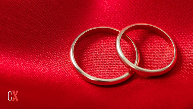 Are wedding rings Biblical