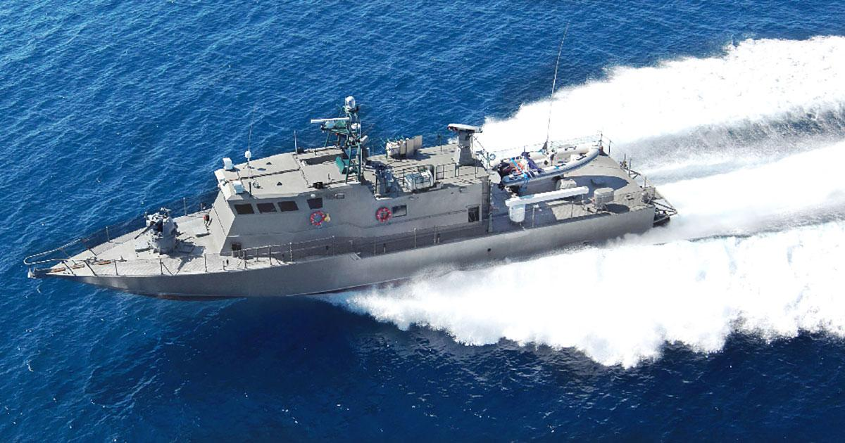 Knowing the Shaldag-Class Fast Patrol Boats ~ Pitz Defense