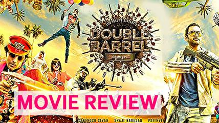 Double Barrel Review, Box Office Collection, Rating