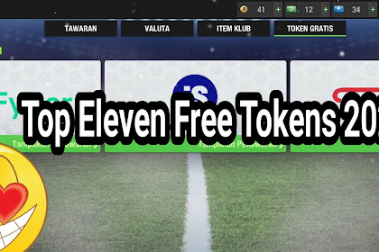 HOW TO EARN FREE TOKEN TOP ELEVEN 2021