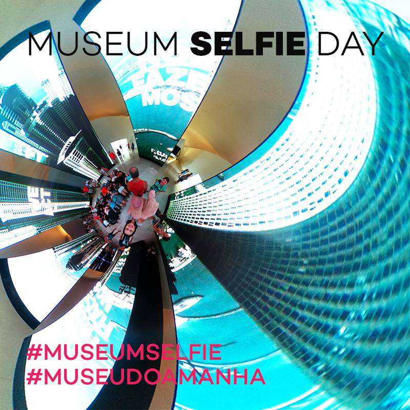 Museum Selfie Day Wishes Photos