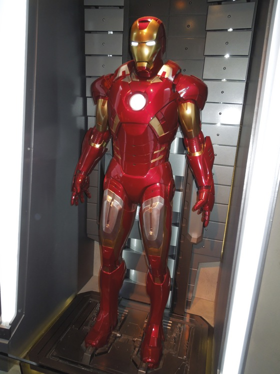 Iron Man Mark VII Avengers suit